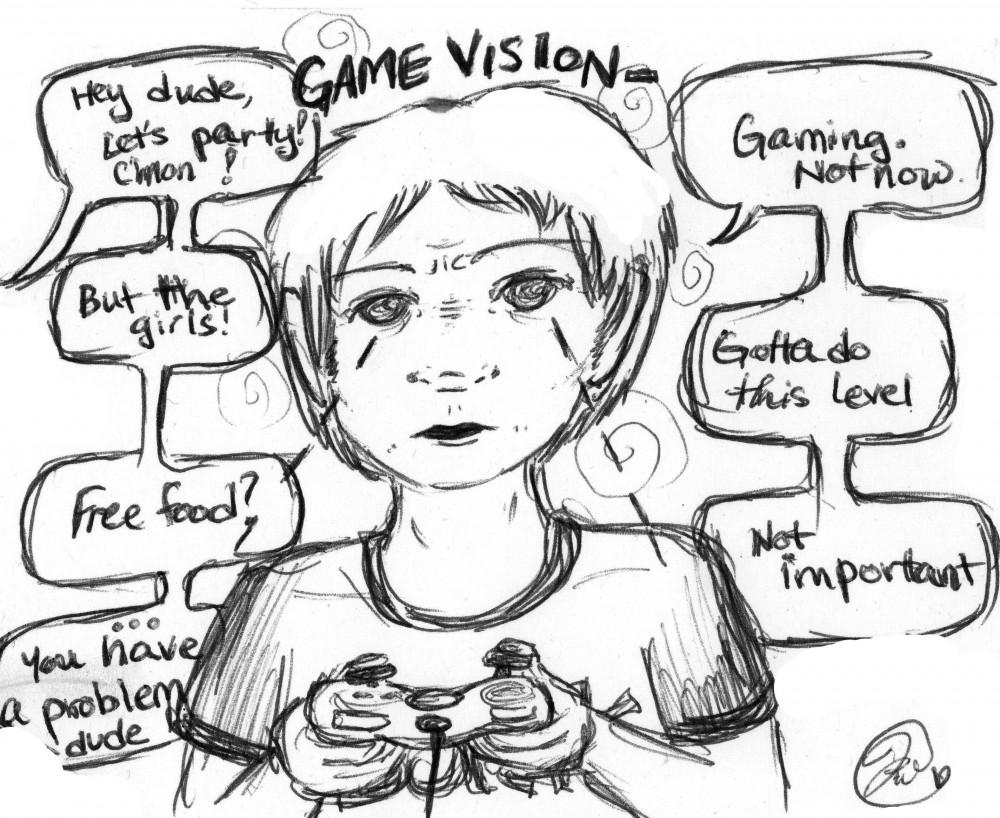 thesis on computer games addiction