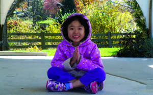 Posing for her family, sophomore Yiching Cheng enjoys Centennial Park in Ellicott City, Md. in October 2009. Yiching's family will remember her as a cheerful and loving daughter and sister. Photo Courtesy of Jamie Cheng.
